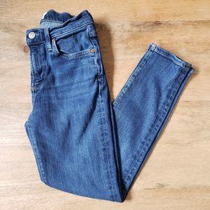 Agolde Sophie Medium Wash Jeans Skinny Size 26 2